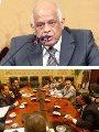 لجنة الإسكان بالبرلمان  و على عبد العال