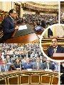 مصطفى مدبولى - البرلمان
