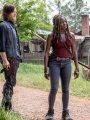 """الظهور الأول لشخصية """"ميشون"""" فى الموسم العاشر من The Walking Dead"""