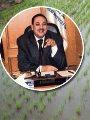 وزير التموين ورئيس شعبة الأرز