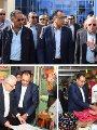 جانب من جولة رئيس الوزراء ببورسعيد