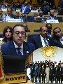 رئيس الوزراء نيابة عن الرئيس السيسي بالقمة الأفريقية بإثيوبيا