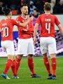 مباراة سويسرا وبلجيكا