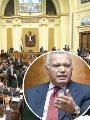 السفير محمد العرابى ومجلس النواب