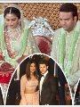 زفاف أسطورى لابنة أغنى رجل فى الهند
