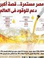 مصر مستمرة.. قصة أكبر دعم للوقود فى العالم