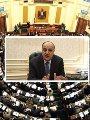 أحمد رسلان رئيس لجنة الشؤون العربية بمجلس النواب