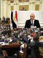 وزير الإسكان الجديد أمام مجلس النواب
