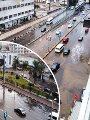 انخفاض بدرجات الحرارة وأمطار على معظم الأنحاء اليوم.. والعظمى بالقاهرة 29 درجة