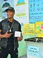 فيديو وصور.. محمد رمضان يدلى بصوته فى تعديلات الدستور بالدقى ويؤكد: واجب وطنى