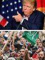 ترامب وسكينة فؤاد وسعد الجمال والاخوان