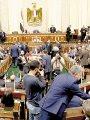 مجلس النواب والتاكسى - أرشيفية