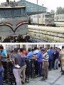 اعرف تفاصيل حملة وزارة النقل لتوعية ركاب السكة الحديد بالسلوكيات المحظورة
