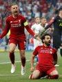 تقارير: محمد صلاح يطلب 30 مليون يورو سنويا لارتداء قميص ريال مدريد