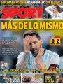 هزيمة الارجنتين ضد كولومبيا حديث الصحافة الإسبانية.. فيديو وصور