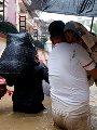 صور.. مصرع 78 شخصا وفقد 32 بسبب فيضانات وانهيارات أرضية فى نيبال