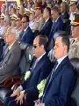بدء مراسم تخرج دفعة جديدة من أكاديمية الشرطة بحضور الرئيس السيسى