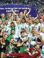 صحف العالم تحتفى بتتويج الجزائر بلقب كأس أمم أفريقيا 2019.. صور