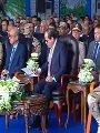 الرئيس السيسى: مشروع الـ100 ألف صوبة زراعية يكفى احتياجات 20 مليون مصرى