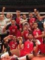 بعد ألمانيا.. ناشئو الطائرة يهزمون الأرجنتين 3/1 فى بطولة العالم بتونس