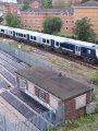 افتتاح أول خط سكة حديد فى العالم يعمل بالطاقة الشمسية ببريطانيا
