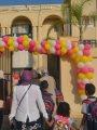 صور.. انطلاق العام الدراسى بمدرسة البكالوريا الدولية الحكومية بالشيخ زايد