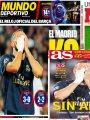 سوبر كورة.. كيف وصفت صحف إسبانيا هزيمة ريال مدريد أمام باريس سان جيرمان؟