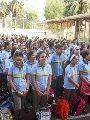 فيديو.. طلاب المدارس يرددون السلام الجمهورى فى أول يوم دراسى