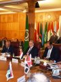 صور.. أمين عام جامعة الدول العربية يطالب تركيا بوقف العدوان العسكرى بشمال سوريا
