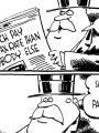 كاريكاتير واشنطن بوست: الأمريكيون الأكثر ثراءً يدفعون ضرائب أقل من الطبقة الوسطى
