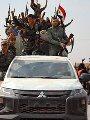 الجيش السورى يسيطر على قواعد عسكرية أخلتها قوات أمريكية شمال شرقى البلاد