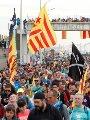 تظاهرات كتالونيا