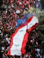 لبنان .. إغلاق مؤسسات تربوية ومصرفية وتجارية استجابة لدعوات الإضراب العام