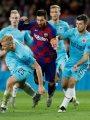 مباراة برشلونة ونابولى