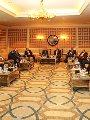 بدء توافد الوزراء وكبار رجال الأعمال لمؤتمر قمة مصر الاقتصادية