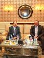 عزف السلام الجمهورى بانطلاق الجلسة الافتتاحية لمؤتمر قمة مصر الاقتصادية
