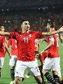 الكاف: مصر تتأهل بالعلامة الكاملة بثنائية المتألق مصطفى محمد