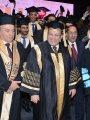 صور .. وزير التعليم العالى ومحافظ شمال سيناء وحسن راتب فى احتفالية جامعة سيناء بتخريج دفعة جديدة