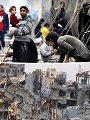 الديكتاتور العثمانى والدمار فى سوريا