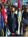 الرئيس السيسى يصل مقر انعقاد منتدى أسوان للسلام والتنمية فى أفريقيا
