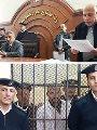 جنايات دمنهور تقضى بالإعدام على الجزار صاحب واقعة ذبح أسرة كفر الدوار