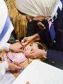 وزيرة الصحة: تطعيم 16.7 مليون طفل بالحملة القومية ضد شلل الأطفال بالمجان