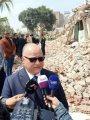 محافظ القاهرة يوقف تراخيص البناء 6 أشهر ويمنع استكمال الجاري تنفيذه إلا بشروط