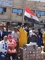 تبرعات محافظة البحر الأحمر لمواجهة فيروس كورونا