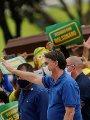 الرئيس البرازيلى يعلن إصابته بفيروس كورونا