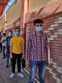 نقل 5 طلاب ومراقب بلجان الثانوية العامة للمستشفى بعد ارتفاع درجة حرارتهم بالقليوبية