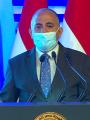 وزير الرى: توقف مفاوضات سد النهضة بطلب من السودان