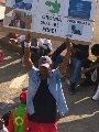 فيديو .. مئات الإثيوبيين فى أمريكا يتظاهرون احتجاجا على مقتل مغنى شهير