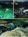 إصلاح وصيانة موقع حريق خط بترول الإسماعيلية الصحراوى