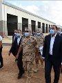 مصطفى مدبولي، رئيس مجلس الوزراء خلال جولة تفقدية ببرج العرب